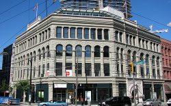 Flack Building Vancouver